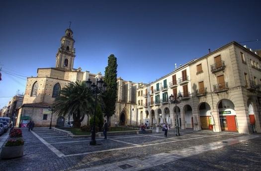 Испания коста бланка гандия достопримечательности